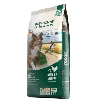 Bewi Dog Basic 12.5kg