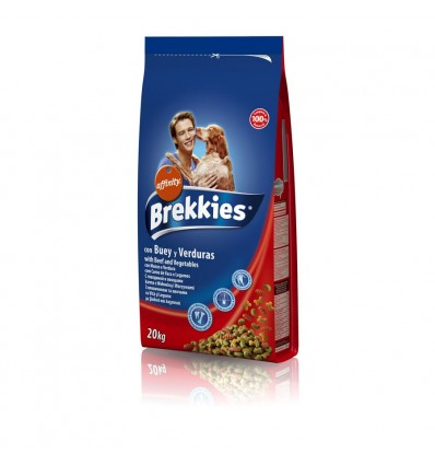 Brekkies Dog Excel Beef Mix