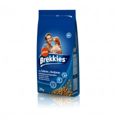 Brekkies Dog Excel Mix Peste, 20kg