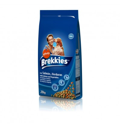 Brekkies Dog Excel Fish Mix