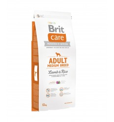 Brit Care Adult Medium Miel & Orez