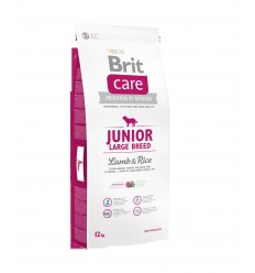 Brit Care Junior Large Miel & Orez, 12kg