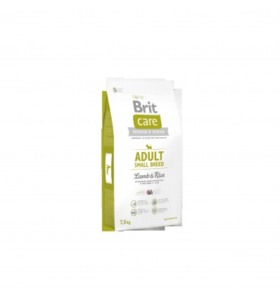 Brit Care Adult Small 7.5kg