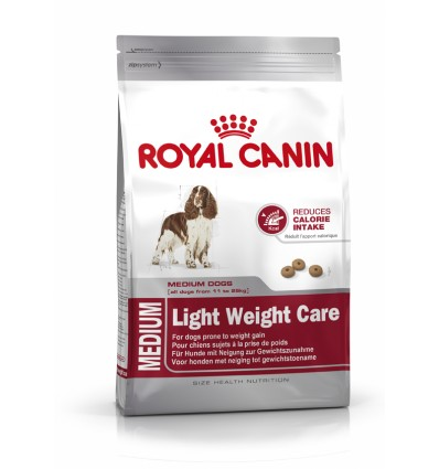 Hrana pentru caini Royal Canin Medium Light WeightCare 13kg