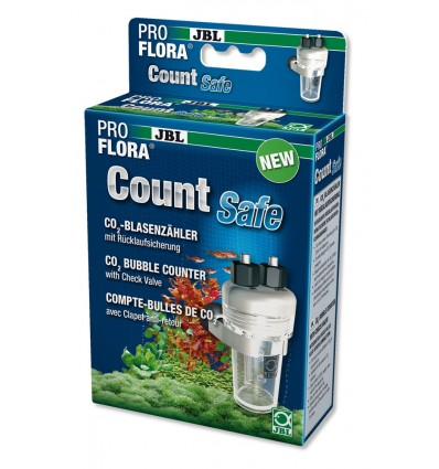 JBL ProFlora Count CO2