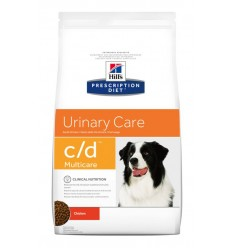 Hill's Dieta Caine c/d Urinary Care