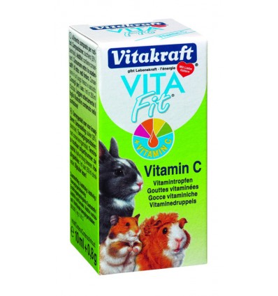 Vitakraft Vitamina C Rozatoare 10 ml