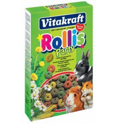 Vitakraft Rollis Party, 500g