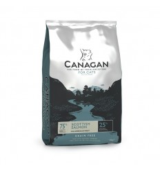 Canagan Cat Grain Free Somon, 4kg