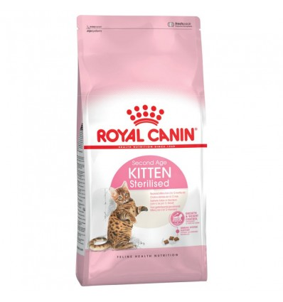 Royal Canin Kitten Sterilised, 2kg