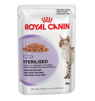 Royal Canin Sterilised Plic, 85 g