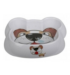 Pet Expert Castron Caini Melamina Dog Face
