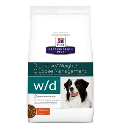 Hill's PD Canine w/d 12kg