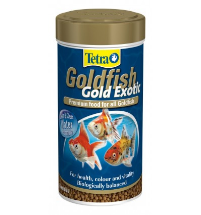 Tetra Goldfish Gold Exotic, 250ml