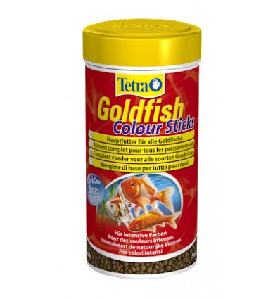 Tetra GoldFish Sticks Color 250ml