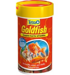 Tetra GoldFish Flakes Colour, 100ml