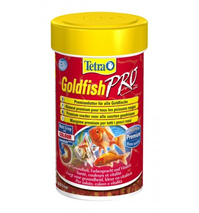 Tetra GoldFish Crisps, 100ml