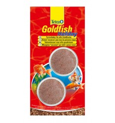 Tetra GoldFish Holiday, 2x12g