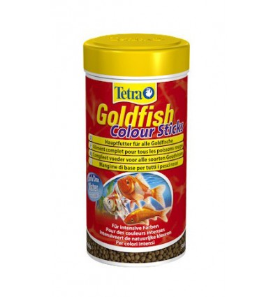 Tetra GoldFish Sticks Colour