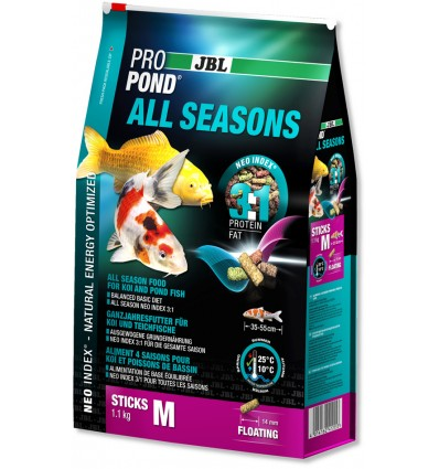 JBL Pro Pond All Season M, 1.1kg
