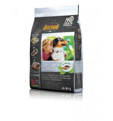 Belcando Junior Grain Free, 4kg