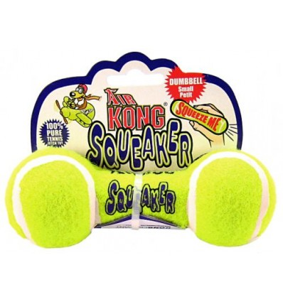 Kong Squeaker Dumbbell Small