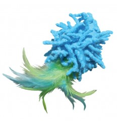 Kong Moppy Ball Feathers