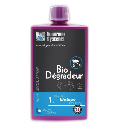 Aquarium Systems Bio Degradeur, 250ml