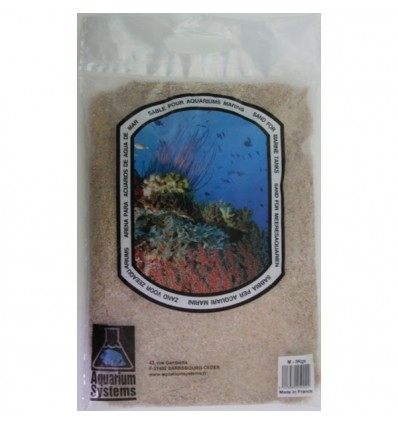 Aquarium Systems Sand Medium, 5kg