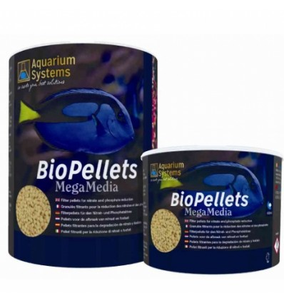 Aquarium Systems NP BioPellets, 1L